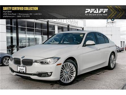 2014 BMW 328i xDrive (Stk: U5751) in Mississauga - Image 1 of 22