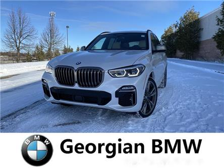 2020 BMW X5 M50i (Stk: B20026) in Barrie - Image 1 of 13