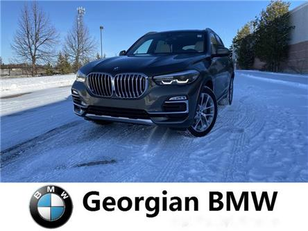 2020 BMW X5 xDrive40i (Stk: B20036) in Barrie - Image 1 of 13