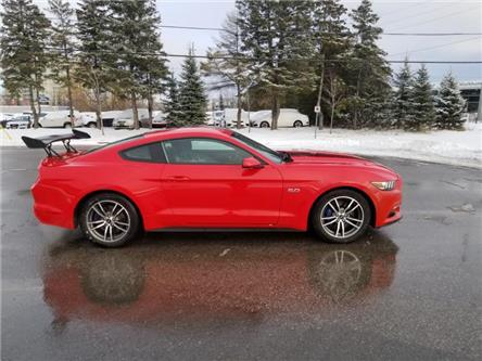 2017 Ford Mustang GT (Stk: 19FS2951A) in Unionville - Image 1 of 13