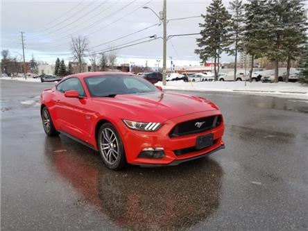 2017 Ford Mustang GT (Stk: 19FS2951A) in Unionville - Image 2 of 13