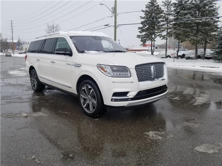 2019 Lincoln Navigator L Reserve (Stk: 19NV2911) in Unionville - Image 1 of 14