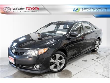 2013 Toyota Camry SE (Stk: 19438A) in Walkerton - Image 1 of 16