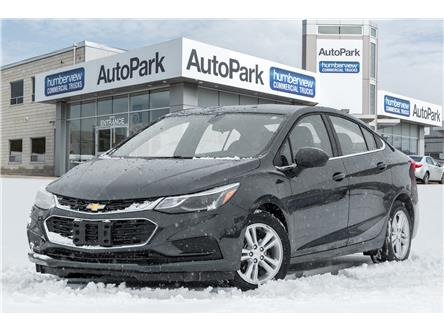 2018 Chevrolet Cruze LT Auto (Stk: APR2025) in Mississauga - Image 1 of 20