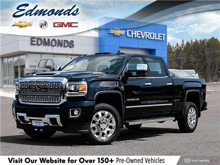 2018 GMC Sierra 2500HD Denali (Stk: 19605A) in Huntsville - Image 1 of 30