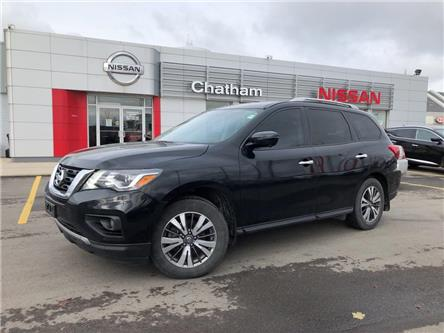 2017 Nissan Pathfinder  (Stk: 2035A) in Chatham - Image 1 of 16