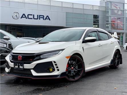 2018 Honda Civic Type R Base (Stk: 4162) in Burlington - Image 1 of 28