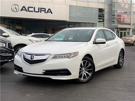 2015 Acura TLX Tech (Stk: D462) in Burlington - Image 1 of 30