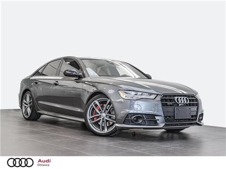 2018 Audi A6 3.0T Technik (Stk: 52987A) in Ottawa - Image 1 of 20