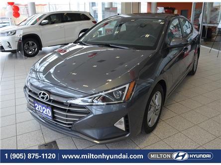 2020 Hyundai Elantra  (Stk: 894362) in Milton - Image 1 of 38