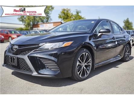 2020 Toyota Camry SE (Stk: 20307) in Hamilton - Image 1 of 13