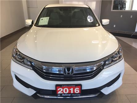 2016 Honda Accord LX (Stk: 16569A) in North York - Image 2 of 16