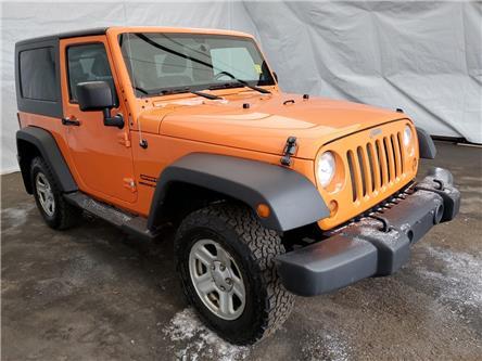 2012 Jeep Wrangler Sport (Stk: 16001) in Thunder Bay - Image 1 of 10