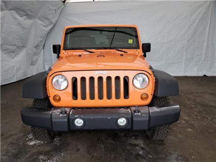 2012 Jeep Wrangler Sport (Stk: 16001) in Thunder Bay - Image 2 of 10