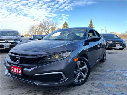 2019 Honda Civic LX (Stk: C191598A) in Toronto - Image 1 of 30
