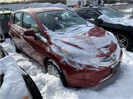 2014 Nissan Versa Note 1.6 S (Stk: 929516A) in North York - Image 1 of 13