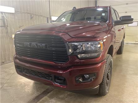 2019 RAM 3500 Big Horn (Stk: KT121) in Rocky Mountain House - Image 1 of 28