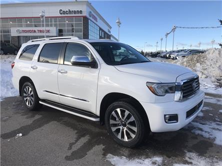 2020 Toyota Sequoia Limited (Stk: 200156) in Cochrane - Image 1 of 23