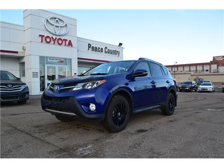 2015 Toyota RAV4 XLE (Stk: 2038A) in Dawson Creek - Image 1 of 12