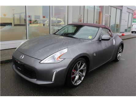 2016 Nissan 370Z Sport Touring (Stk: P0255) in Nanaimo - Image 1 of 8