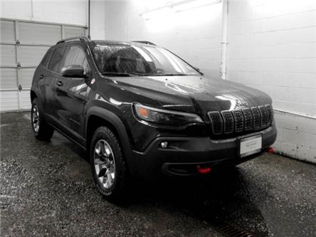 2019 Jeep Cherokee Trailhawk (Stk: P9-58171) in Burnaby - Image 2 of 23