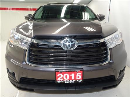 2015 Toyota Highlander XLE (Stk: 36866U) in Markham - Image 2 of 29