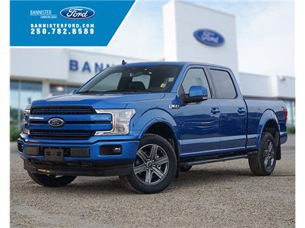 2020 Ford F-150 Lariat (Stk: T202468) in Dawson Creek - Image 1 of 17