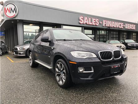 2013 BMW X6 xDrive35i (Stk: 13-782859A) in Abbotsford - Image 1 of 15