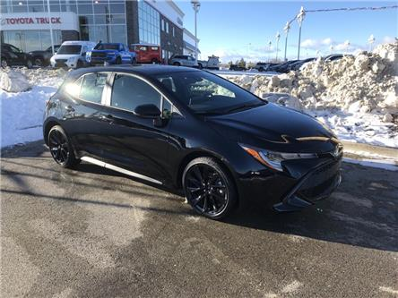 2020 Toyota Corolla Hatchback Base (Stk: 200157) in Cochrane - Image 1 of 22