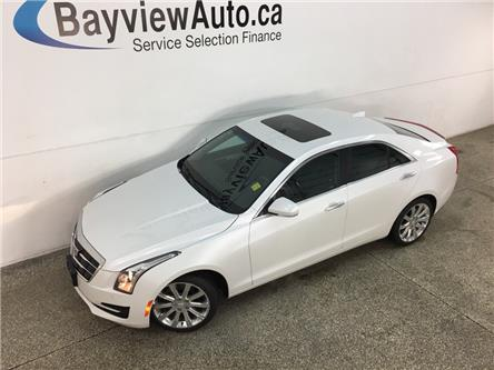 2016 Cadillac ATS 2.0L Turbo Luxury Collection (Stk: 35992J) in Belleville - Image 2 of 21