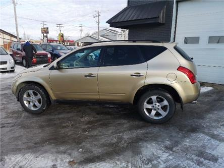2004 Nissan Murano SE (Stk: ) in Winnipeg - Image 2 of 14