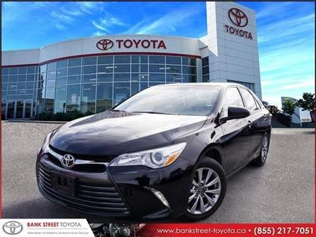 2017 Toyota Camry XLE (Stk: L27869) in Ottawa - Image 1 of 25