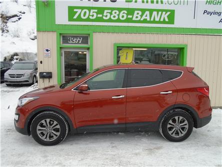 2013 Hyundai Santa Fe Sport 2.4 Premium (Stk: ) in Sudbury - Image 1 of 5