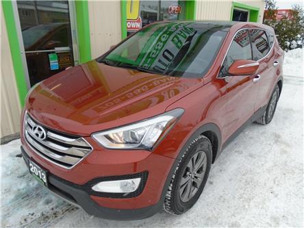 2013 Hyundai Santa Fe Sport 2.4 Premium (Stk: ) in Sudbury - Image 2 of 5