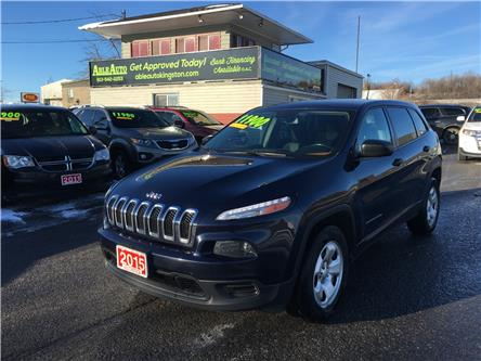 2015 Jeep Cherokee Sport (Stk: 2605) in Kingston - Image 1 of 13
