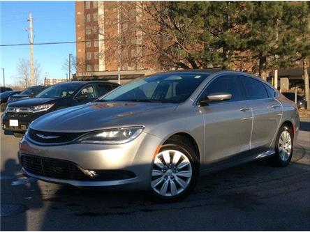 2015 Chrysler 200 LX (Stk: 19-0783B) in Ottawa - Image 1 of 11