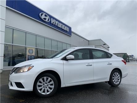 2017 Nissan Sentra 1.8 S (Stk: H19-0146P) in Chilliwack - Image 1 of 11