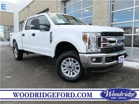 2018 Ford F-350 XLT (Stk: K-2790A) in Calgary - Image 1 of 18