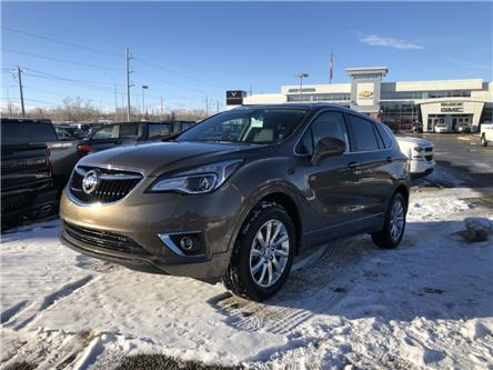 2019 Buick Envision Essence (Stk: KD126442) in Calgary - Image 1 of 19