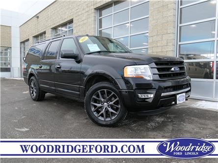 2017 Ford Expedition Max Limited (Stk: K-2866A) in Calgary - Image 1 of 24