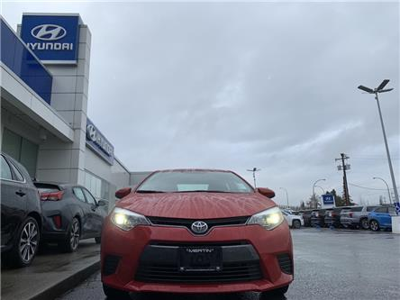 2016 Toyota Corolla LE (Stk: HA3-0679A) in Chilliwack - Image 2 of 11