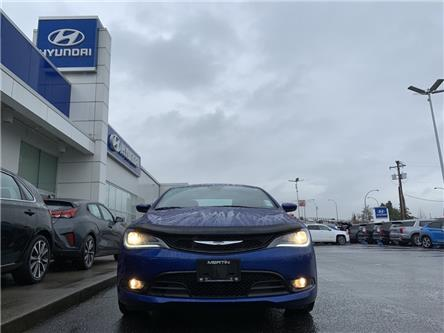 2016 Chrysler 200 S (Stk: H99-5298A) in Chilliwack - Image 2 of 11