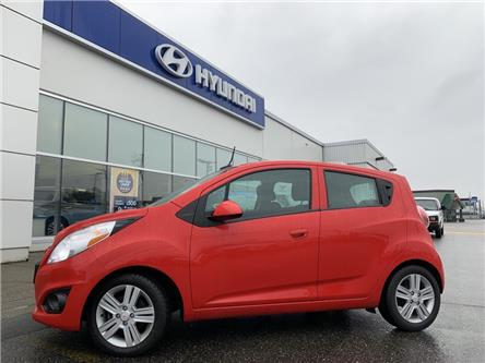 2014 Chevrolet Spark 1LT CVT (Stk: HA8-7599A) in Chilliwack - Image 1 of 11