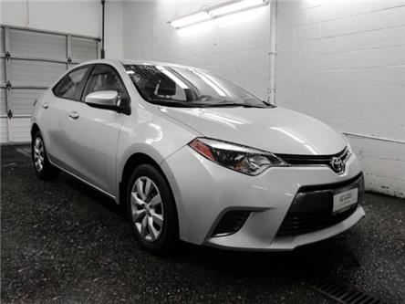 2016 Toyota Corolla LE (Stk: T6-08561) in Burnaby - Image 2 of 22