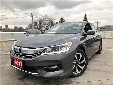 2017 Honda Accord EX-L (Stk: HP3622) in Toronto - Image 1 of 34