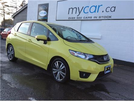 2016 Honda Fit EX (Stk: 191842) in Richmond - Image 1 of 21
