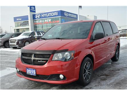 2015 Dodge Grand Caravan SE/SXT (Stk: 714203) in Milton - Image 1 of 14
