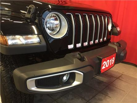 2019 Jeep Wrangler Unlimited Sahara (Stk: BB0517) in Listowel - Image 2 of 17