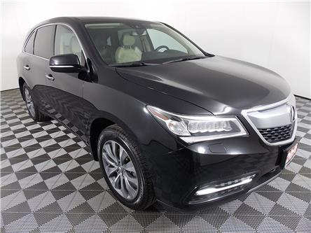2016 Acura MDX Navigation Package (Stk: 52609) in Huntsville - Image 1 of 36