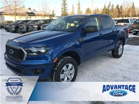 2019 Ford Ranger XLT (Stk: K-2002) in Calgary - Image 1 of 5